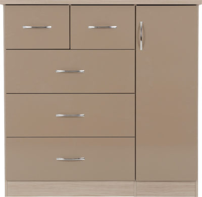 Wardrobes Dressing Seconique Regent Bedroom Furniture  Bedside Chest Drawers
